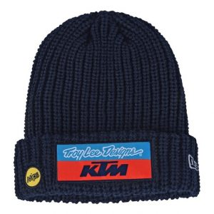 2018 Troy Lee KTM Team Beanie Navy