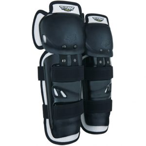 2018 Fox Titan Sport Knee Guard Youth