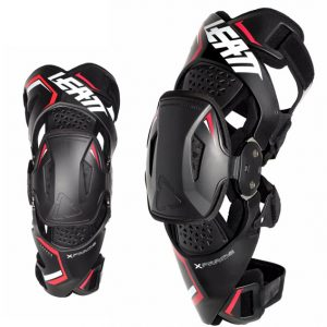 2018 Leatt X-Frame Knee Braces Pair