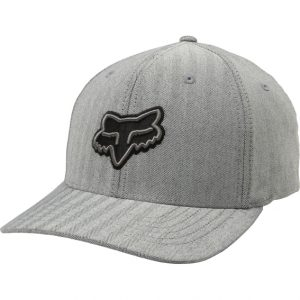 Fox Transfer Flexfit Hat Grey
