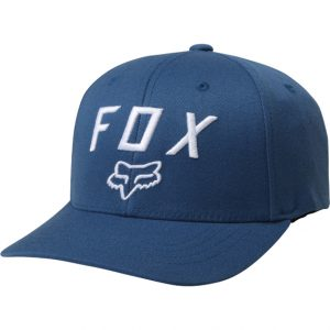 Fox Legacy Moth 110 Snapback Hat Dst Blue