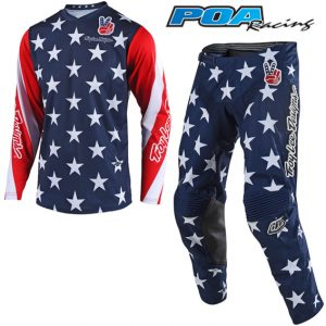 2018 Troy Lee YOUTH GP Star Kit Combo Navy