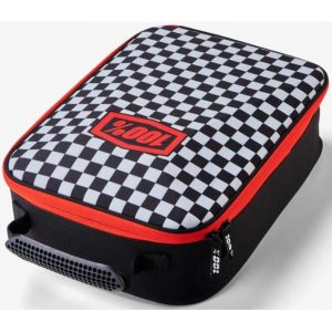 100% Goggle Case Checkers