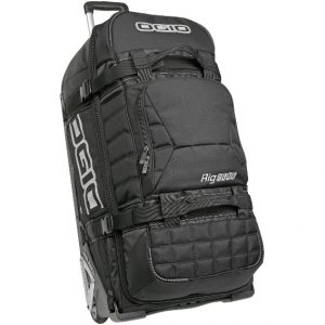 Ogio Rig 9800 Wheeled LE Gear Bag Black