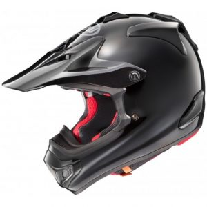 2018 Arai MX-V Helmet Black