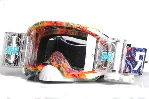 Rip N Roll Platinum WVS 48mm Film Roll Off Goggle Slick