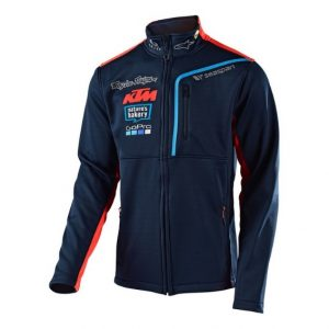 2018 Troy Lee Designs KTM Team Polar Fleece Navy