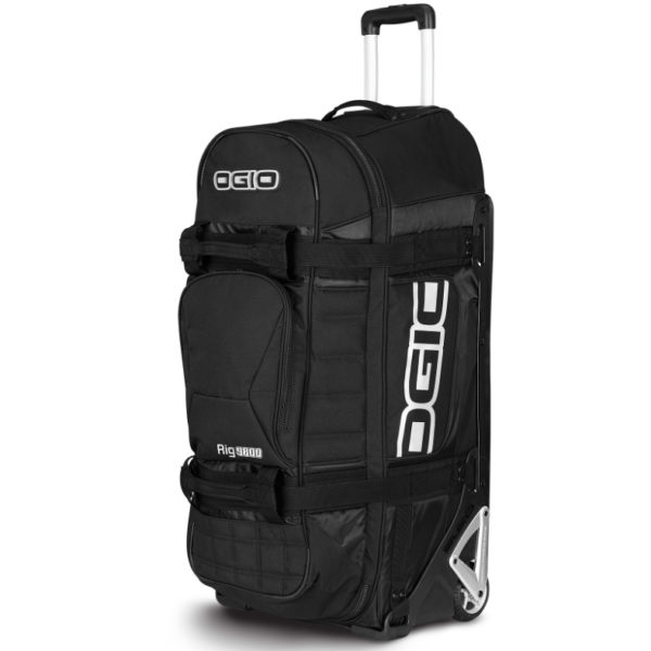 Ogio Rig 9800 Wheeled Gear Bag Black - uob6415 2