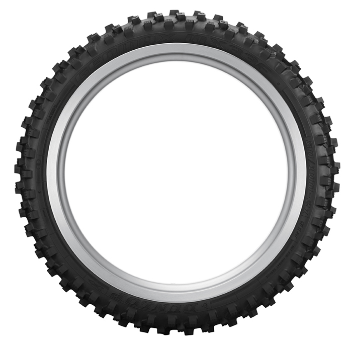 """Dunlop geomax mx-33 front tyre 80/100x21"""" - front prof mx33 700"""