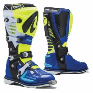 2018 Forma Predator 2.0 Boot Fluo Yellow/White/Blue