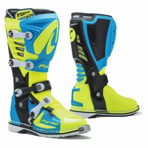 2018 Forma Predator 2.0 Boot Light Blue/Fluo Yellow