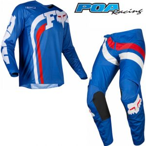 2019 Fox 180 YOUTH Cota Kit Combo Blue