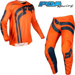 2019 Fox 180 Cota Kit Combo Orange