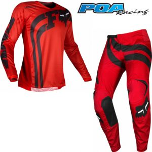 2019 Fox 180 Cota Kit Combo Red