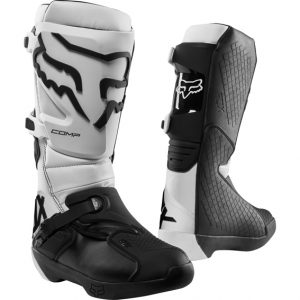 2019 Fox Comp Boot White