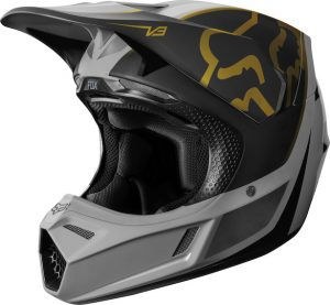2019 Fox V3 Kila Helmet Grey