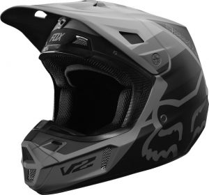 2019 Fox V2 Murc Helmet Black
