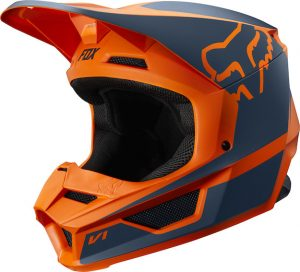 2019 Fox V1 Przm Helmet Orange