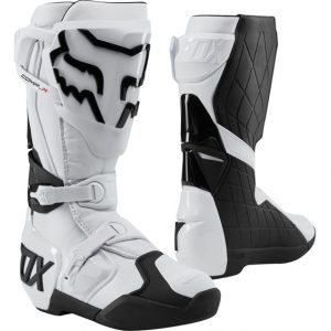2019 Fox Comp R Boot White