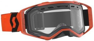 2019 Scott Prospect Enduro Goggle Black/Orange – Clear Lens