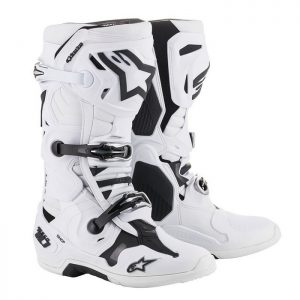 2019 Alpinestars Tech 10 Boot White