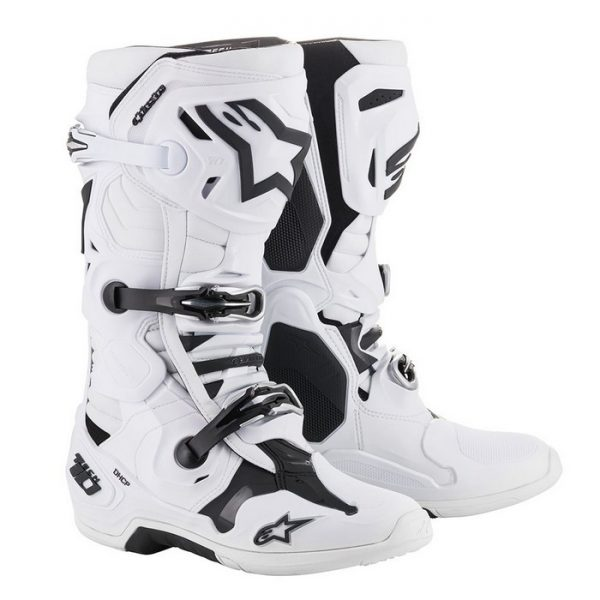 Alpinestars Tech 10 Boot White - A100192009