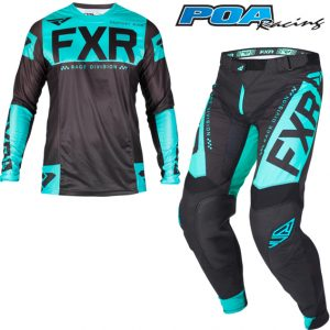 2019 FXR Helium Kit Combo Black/Mint