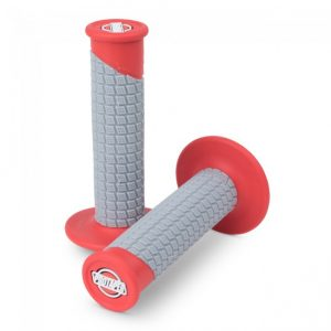 Pro Taper Clamp On Pillow Top Grip Red/Grey