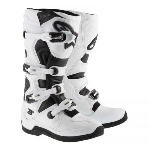 2018 Alpinestars Tech 5 Boot White/Black