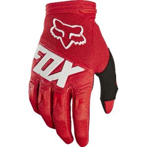 2019 Fox Dirtpaw Race Glove Red