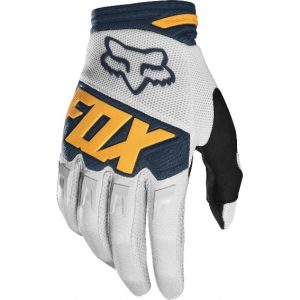 2019 Fox Dirtpaw Race Glove Light Grey