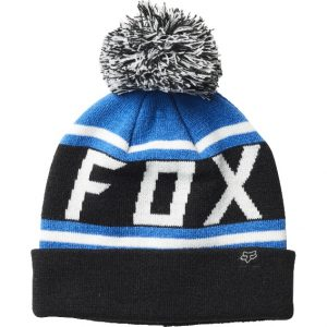 Fox Throwback Beanie Black/Blue