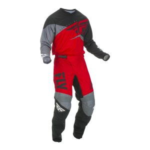 2019 Fly F-16 YOUTH Kit Combo Red/Black/Grey