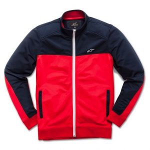 Alpinestars Pace Track Jacket Red/Navy