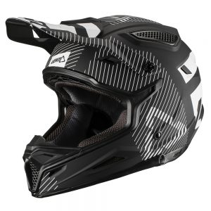 2019 Leatt GPX 4.5 V19.2 Helmet Black
