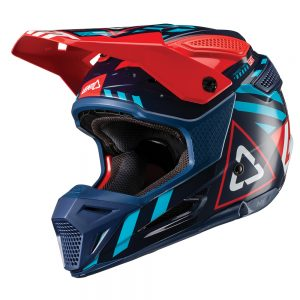 2019 Leatt GPX 5.5 V19.1 Helmet Ink/Blue