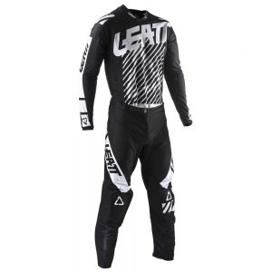 2019 Leatt GPX 4.5 Kit Combo Black