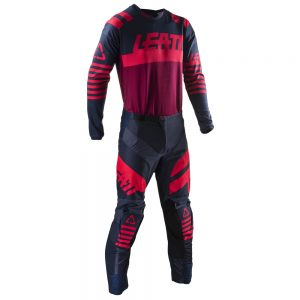2019 Leatt GPX 4.5 Kit Combo Ink/Red