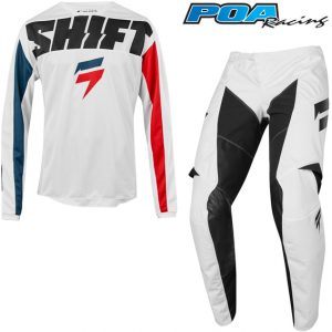 2019 Shift WHIT3 York Kit Combo White