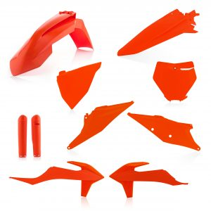 Acerbis Plastic Kit 2019 KTM SX125/250 – SXF250/350/450 Orange