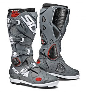 2019 Sidi Crossfire 2 SRS Boot Grey/Grey