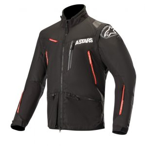 2019 Alpinestars Venture R Jacket Black/Red