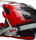 bell-moto-9-flex-dirt-helmet-hound-matte-gloss-red-white-black-back-left