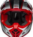 bell-moto-9-flex-dirt-helmet-hound-matte-gloss-red-white-black-front