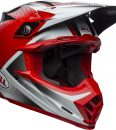 bell-moto-9-flex-dirt-helmet-hound-matte-gloss-red-white-black-front-right