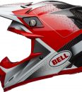 bell-moto-9-flex-dirt-helmet-hound-matte-gloss-red-white-black-left