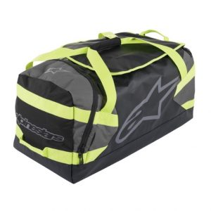 Alpinestars Goanna Duffle Bag Black/Anthracite/Yellow Fluo