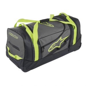 Alpinestars Komodo Travel Bag Black/Anthracite/Yellow Fluo