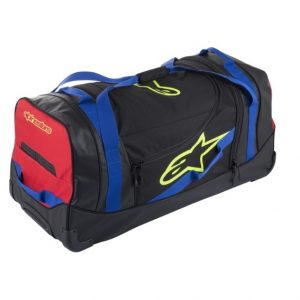 Alpinestars Komodo Travel Bag Black/Blue/Red/Yellow Fluo