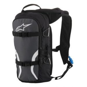 Alpinestars Iguana Hydration Back Pack Black/Anthracite/White